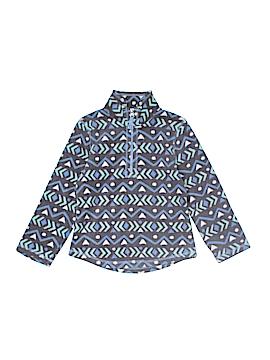 Green Soda Fleece Jacket Size 4-5