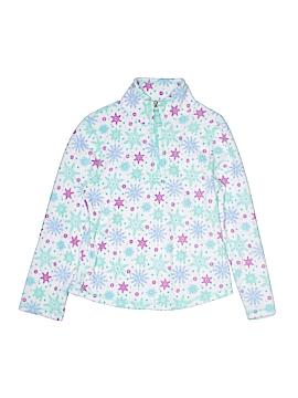 Green Soda Fleece Jacket Size 7-8