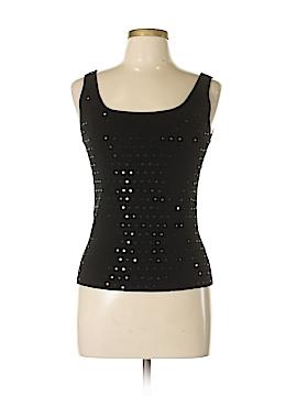 Grace Elements Sleeveless Silk Top Size M