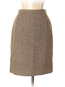 Casual Corner Wool Skirt Size 4
