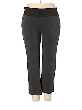 Peter Nygard Casual Pants Size 3X (Plus)