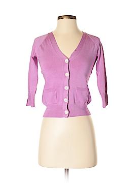 Link Silk Cardigan Size XS