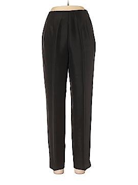 Allison Taylor Silk Pants Size 8