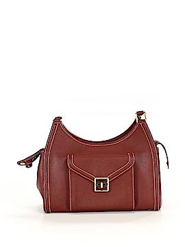 Escada Leather Shoulder Bag One Size