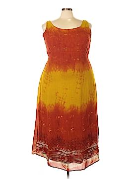Ashley Stewart Casual Dress Size 24 (Plus)