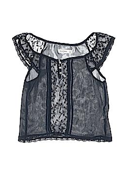 Abercrombie Short Sleeve Blouse Size M (Youth)