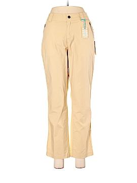 Caribbean Joe Khakis Size 8