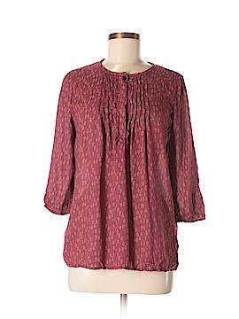 Caslon 3/4 Sleeve Blouse Size S