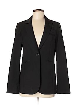 Pink Tartan Wool Blazer Size 4