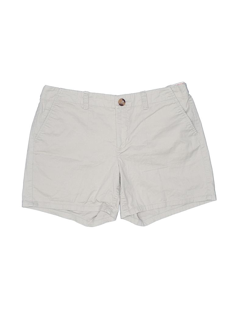 Dockers Women Khaki Shorts Size 6