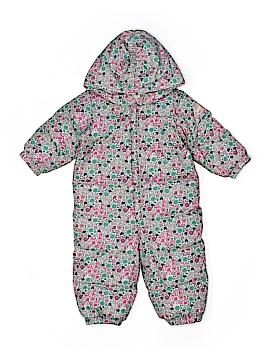 Baby Gap One Piece Snowsuit Size 12-18 mo