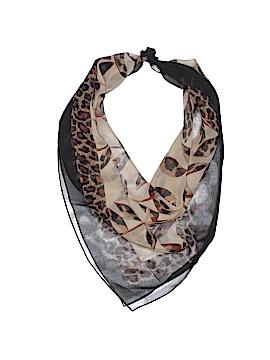 Jennifer Moore Silk Scarf One Size