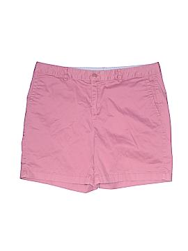L.L.Bean Khaki Shorts Size 14