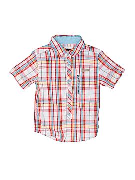 Sean John Short Sleeve Button-Down Shirt Size 4T