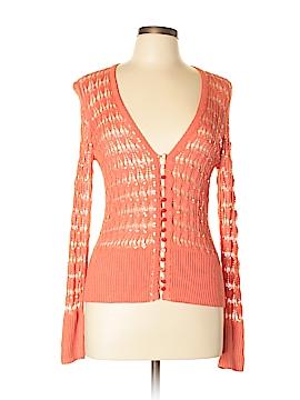 Cache Silk Cardigan Size L
