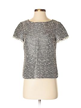 Talbots Short Sleeve Blouse Size 2 (Petite)