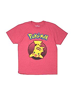 Pokemon Short Sleeve T-Shirt Size L (Youth)