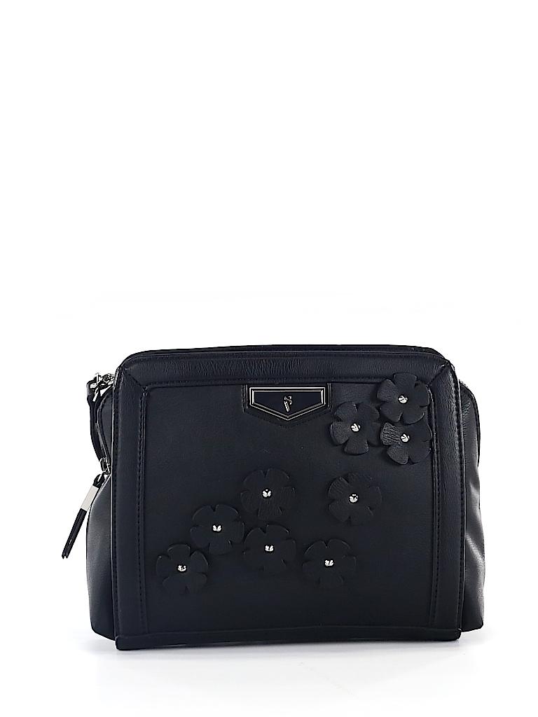 2dc2e39ac8 Simply Vera Vera Wang Solid Black Crossbody Bag One Size - 48% off ...