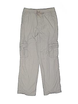 J. Khaki Cargo Pants Size 7
