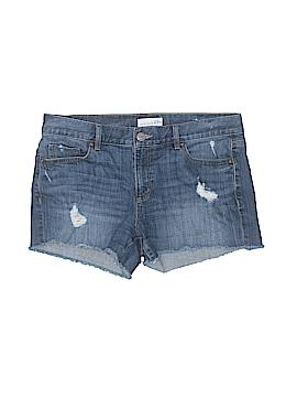 Ann Taylor LOFT Denim Shorts Size 10