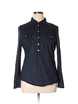C. Wonder Long Sleeve Button-Down Shirt Size XL