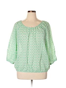 Gap Outlet Long Sleeve Blouse Size XL