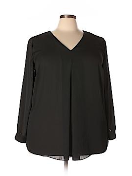Vince Camuto Long Sleeve Blouse Size 2X (Plus)