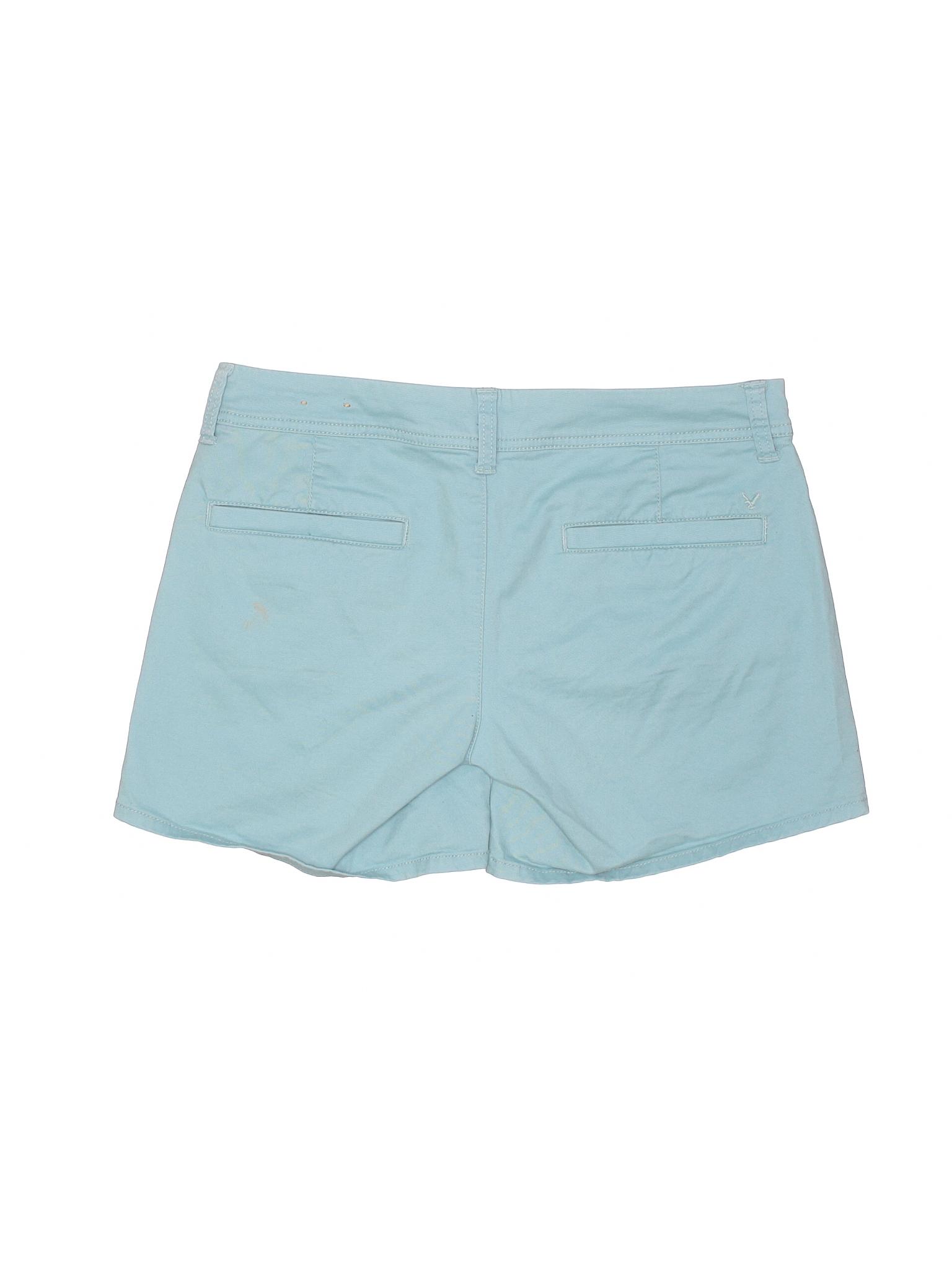Khaki American Outfitters Eagle Shorts Boutique leisure q7BHwF1c1