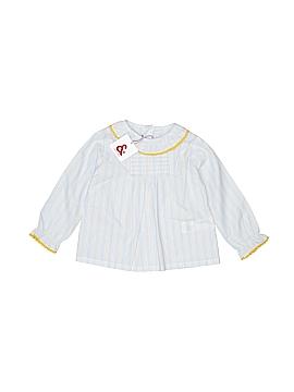 Neck & Neck Long Sleeve Blouse Size 18-24 mo
