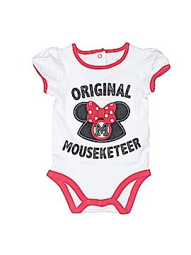 Disney Store Short Sleeve Onesie Size 6-12 mo