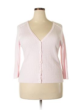 Jeanne Pierre Cardigan Size XL