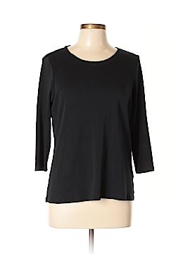 L.L.Bean Factory Store 3/4 Sleeve T-Shirt Size L