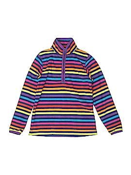 Lands' End Fleece Jacket Size 7 - 8