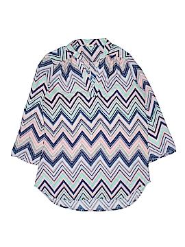 Wishful Park 3/4 Sleeve Blouse Size M