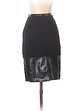 DANIER Faux Leather Skirt Size 2