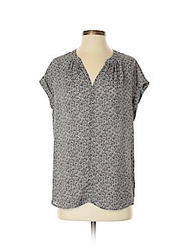 Pleione Short Sleeve Blouse Size S