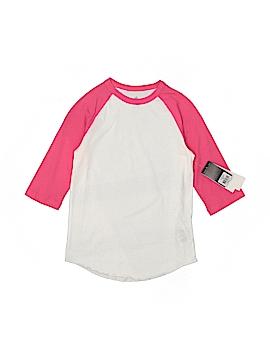 Adidas 3/4 Sleeve T-Shirt Size S (Youth)