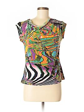 Paniz Short Sleeve Blouse Size M
