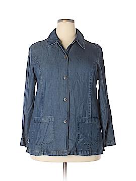 Linden Hill Denim Jacket Size XL