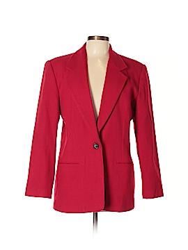 Joan Leslie Wool Blazer Size 12