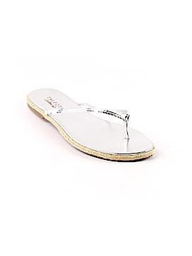 Talbots Flip Flops Size 10