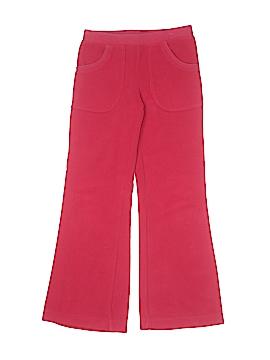 Gymboree Fleece Pants Size 7