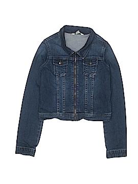 Garnet Hill Denim Jacket Size X-Large (Kids)