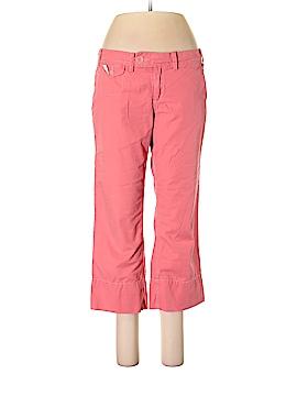 Market Khakis Size 8