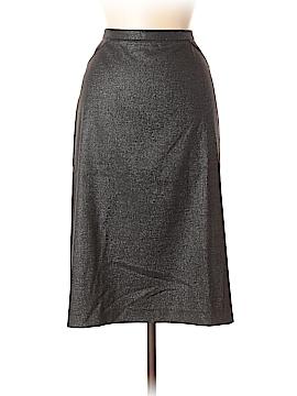 Peter Som Wool Skirt Size 8
