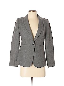 Ann Taylor LOFT Outlet Wool Blazer Size 0 (Petite)