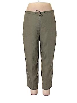Willi Smith Linen Pants Size L