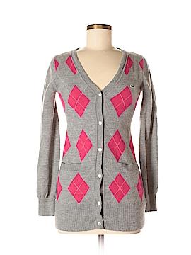 Lacoste Wool Cardigan Size 40 (EU)