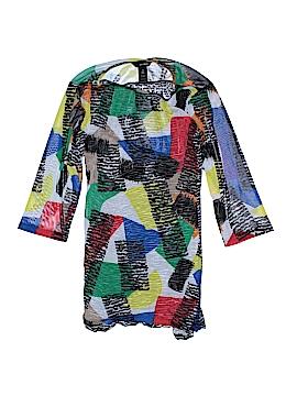 Ali Miles 3/4 Sleeve Top Size 1X (Plus)