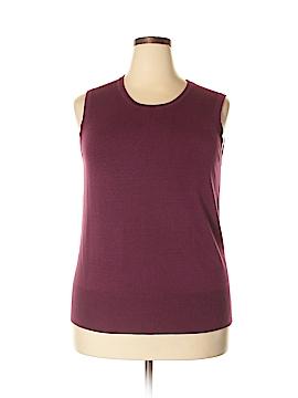 Adrienne Vittadini Pullover Sweater Size 3X (Plus)
